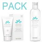 Babe Emulsion Hidratante FPS10 50ml+Agua Micelar 250ml Pack