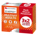 Energy Multivit Adulto Pack 3x2