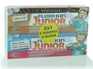 Fluor Kin Junior Pack Pasta Fresa 75ml+Pasta Cola 75ml