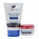 Neutrogena Manos Crema Concentrada 50ml+Balsamo Reparacion Intensa 15ml
