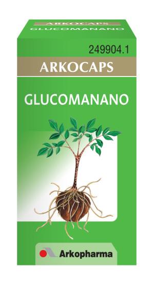 ARKOPHARMA GLUCOMANANO 50 CAPSULAS - Inhibidor del apetito