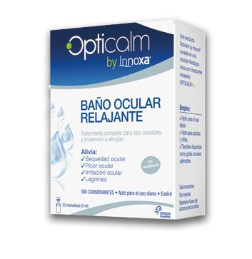 Opticalm by innoxa bao ocular relajante colirio opticalm - Bano ocular ...