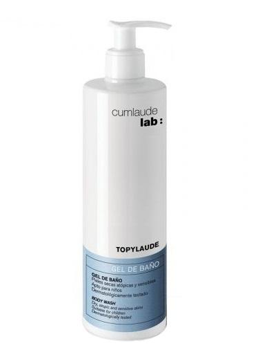 Topylaude gel de ba o 400ml pieles at picas topylaude gel de ba o 400ml - Mejor gel de bano ...