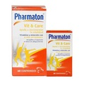 Pharmaton Vit & Care Pack 60+30 Comprimidos