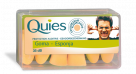 Quies Tapones de Espuma Color Carne 6uds