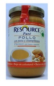 Resource Pure Pollo con Pasta y Champi�ones 300gr