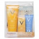 Vichy Ideal Soleil PACK Leche hidratante SPF30 300ml+ REGALO Emulsi�n Facial SPF30 + AfterSun